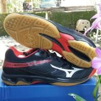 promo sepatu mizuno thunder blade low hitam 64667dc5cf