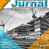 Terbaru - Jurnal Bahan Bangunan 37 th. 2018