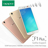 Hp Oppo F1 Plus Ram4gb Hd64gb 4G mulus lengkap original