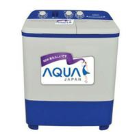 MESIN CUCI AQUA JAPAN QW-771XT 7 KG