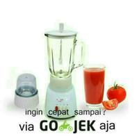 blender glass / kaca national viva 2 in 1 termurah