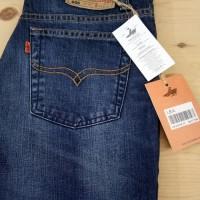 LEA jeans biru wishing original