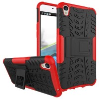 Oppo F1 Plus R9 soft case casing hp cover hardcase stand RUGGED ARMOR