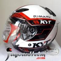 KYT Helm DJ Maru Motif / DJMaru Helmet #9