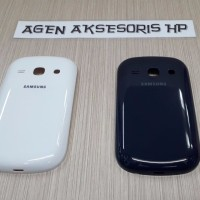 Murah Back Cover Samsung Fame Duos S6810 S6812 BackDoor HP Tutup Batr