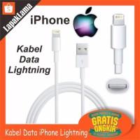 Turun Harga Kabel Data Charger Lightning iPhone 5 6 6Plus 7 7Plus 8 8
