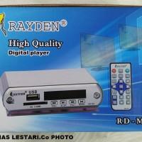 Digital Vidio Player Mp3-MP4-Mp5 To Tv LED/Tabung RCA Raiden RD-M5