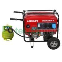 GENSET / GENERATOR SET LPG LONCIN LC 8800-DDC-L (6.500 Limited