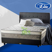Kasur Spring Bed Elite Elegant 200 x 200 - Full Set