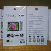 Antigores Layar Samsung NX300 Screenguard Pelindung Layar Kamera