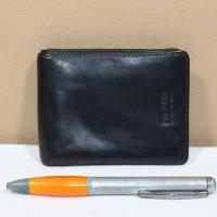Dompet branded Pria cowo PICARD Black wallet second bekas original asl