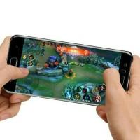 Tempered Glass 5D Xiaomi Redmi 5 Plus / 5+ Full Layar Hp Curve Edge 9H