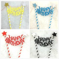 Birthday Cake Topper (PF50)