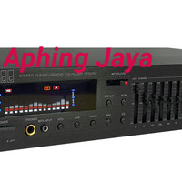 Harga stereo 10 band graphic equalizer professional sound system adc heq | antitipu.com