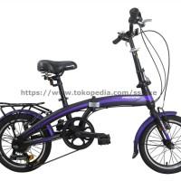 Sepeda Lipat Pacific 2980HT 16