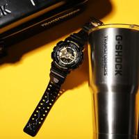 Jam tangan gshock ga110 / ga110gb-1aprbx LIMITED TRANSFORMER