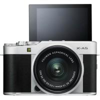 Kamera Fujifilm X-A5 XA5 kit 15-45mm OIS PZ silver