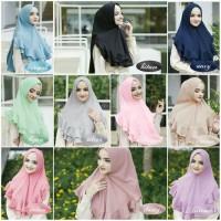 Khimar Mini Lyra Kerudung Hijab Jilbab High Quality Bubble Pop
