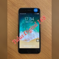 Handphone iPhone / Hp iPhone 6 16GB No FP Grey - ( SEKEN )
