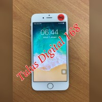 Handphone iPhone / Hp iPhone 6 16GB No FP Silver - ( SEKEN )
