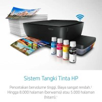 Printer HP Ink Tank Wireless 415 PRINT - SCAN - COPY - WIFI
