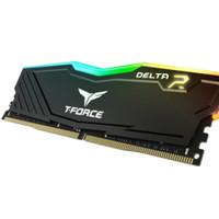Team Delta DDR4 RGB PC24000 3000Mhz Dual Channel 8GB (2x4GB)