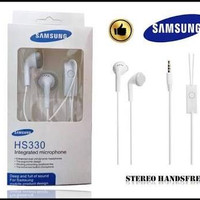 HEADSET SAMSUNG HS330 / HANDSFREE SAMSUNG HS 330 ANDROID STEREO