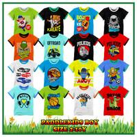 paddle kids size 246810 kaos karakter anak baju anak branded murah