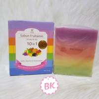 Harga fruitamin soap 10in1 by wink white original thailand sabun | Hargalu.com