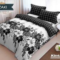 BEDCOVER SET KINTAKUN D'LUXE KING 180X200 NO.1 AZAKI / BED COVER DLUXE