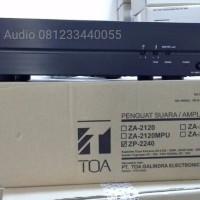 Terlaris Power Mixer Amplifier TOA ZP 2240 240w