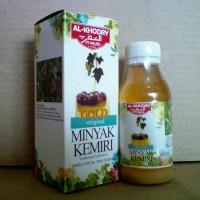 PROMO HERBAL Sari Minyak Kemiri Plus Zaitun Al Khodry Gold