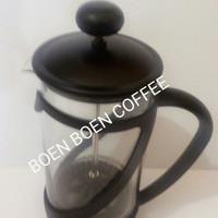 Promo French Press Coffee Plunger Tea & Coffee maker 600 m Berkualita
