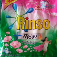 Rinso + Molto 45gr