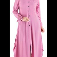 BAJU MUSLIM/GAMIS/LONG DRESS WANITA/CEWEK ORIGINAL RAINDOZ BANDUNG