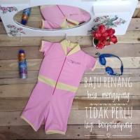 BAJU RENANG PELAMPUNG (XL)  GO SWIM  Cuddleme