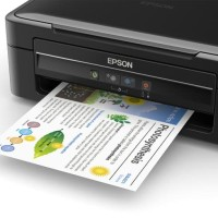 Printer Epson L380 Ink Tank System Printers All-in-One