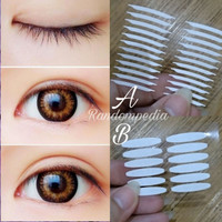 Invisible Double Eyelid Scott / Sticker / double side eyelid tape