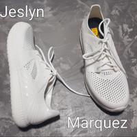 jelly shoes bara bara kets sepatu casual wanita import dd1888