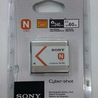 Baterai kamera digital sony tipe DSC-W560'DSC-W570'DSC-W610'DSC-W620