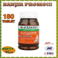 Jual BLACKMORES GLUCOSAMINE SULFATE 1500 ONE - A - DAY 180 TABLETS Murah