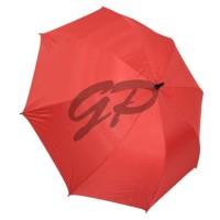 Payung Golf Fiber Otomatis Merah
