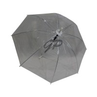 Payung Panjang Transparan