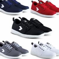Sepatu Sneakers Kets dan Kasual Pria bisa untuk jalan santai
