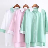 KEMEJA MURAH kemeja sale murah grosir baju kerja wanita fashion cotton