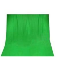 Background / Backdrop foto studio Fotografi ..  kain green screen 75gr