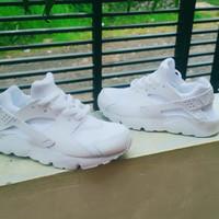"Sepatu Nike Huarache Kids Anak Original ""All White"""