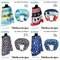Bantal menyusui / Nursing Pillow FREE APRON