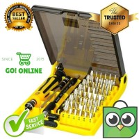 Set Obeng Jackly JK6089-C Screwdriver Professional Repair Tool Kit