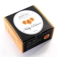 Nutty Palmier ( Kue Kering Lebaran - Bisou Premium Cookies )